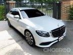 BENZ E350e Exclusive ไมล์เพียง 20,000 รถศูนย์ Benz Thailand