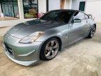 หล่อสุดๆกับเจ้า Nissan Fairlady 350z ปี2011 สีเทาเดิมๆจากโรงงาน