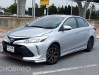 2017 Toyota VIOS 1.5 E รถเก๋ง 4 ประตู