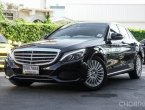 Benz C300 Bluetec Hybrid Exclusive ปี 2016