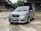 2012 Chevrolet Aveo 1.4 LS รถเก๋ง 4 ประตู