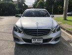 2014 Mercedes-Benz E300 BlueTEC HYBRID รถเก๋ง 4 ประตู