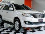 ขายรถ Toyota Fortuner 3.0 V ปี2012 SUV