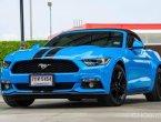 จองให้ทัน Ford Mustang Convertible(เปิดประทุน) 2.3 ECO Boost ปี 2017 วิ่งน้อยจัด