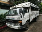 1995 TOYOTA DYNA G15 รถห้างแท้  ตัวถัง BU211 รถบรรทุก 6 ล้อ 115 แรงม้า  TRUCK