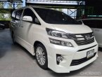 🔥จองให้ทัน🔥 Toyota Vellfire 2.4ZG edition ปี 2014 จด 15 รถศูนย์