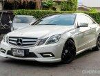 จองให้ทัน Benz E350 CDI Coupe W207 V6 Diesel ปี2011
