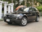 """BMW ✳  X3 2.0d  Steptronic ( E83 ) ✡  6AT 4WD  """" 1st Generation """""""