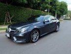 จองให้ทัน Benz E200 Coupe AMG-Package 2015 วิ่งน้อยสุดในตลาด