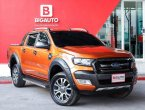 2017 Ford Ranger 2.2Hi-Rider WildTrak DOUBLE CAB Pickup MT (ปี 15-18) P3890