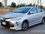 2017 Toyota VIOS 1.5 E รถเก๋ง 4 ประตู รถมือเดียวออกห้าง ใช้งานน้อย