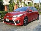 จองให้ทัน TOYOTA YARIS 1.2 TRD Sportivo 2015 รถสวยมือเดียวสภาพดีมาก