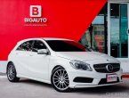 2014 Mercedes-Benz A180 BlueEFFICIENCY 1.6 W176 AMG Sport Hatchback AT (ปี 12-16) P808