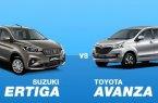 Suzuki Ertiga ปะทะ Toyota Avanza ใครโดดเด่นกว่าใครในเรื่องไหนมาดูกัน