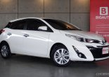 2018 Toyota Yaris 1.2 G Hatchback AT (ปี 13-17) B3513