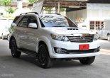 ขายรถ Toyota Fortuner 2.5 V ปี2016 SUV