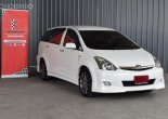 Toyota Wish 2.0 (ปี 2009) ST3 Wagon AT