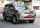 ขายรถ Toyota Fortuner 3.0 V ปี2011 SUV