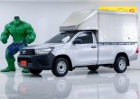 5D-177  Toyota Hilux Revo 2.4 J รถกระบะ  ปี  2017