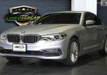 2018 BMW 530e Luxury Plug in Hybrid ซีดานหรู หัวใจสปอร์ต รักษ์โลก วิ่งโดยใช้ไฟฟ้าได้ไกลถึง 66 กม.