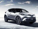 2017 Toyota C-HR ใหม่ ราคาเริ่มต้นที่ราว 8.59 แสนบาท