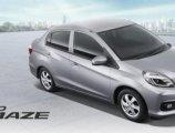 ไทยเงียบ แต่อินเดีย กระหึ่ม!  กับ การเปิดตัว All-New Honda Brio Amaze 2018