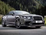 รีวิว 2017 Bentley Continental Supersport