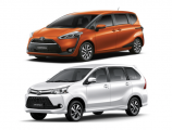 Toyota Sienta 2018 VS Toyota Avanza 2018 รุ่นไหนใช่เรา??