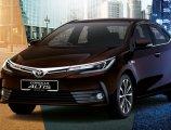 รีวิว Toyota Corolla Altis 2018