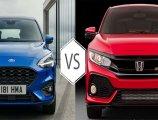 Honda Civic 2018 ปะทะ Ford Focus 2018 เลือกคันไหนดีกว่ากัน ??? ต้องดู !!!