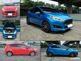 เปิดตลาดรถในตำนาน ซื้อรถยนต์ Ford Fiesta ราคาถูก มือสองเริ่มที่เท่าไหร่ ?