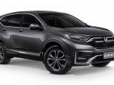 รีวิวเจาะสเปกทุกรุ่นย่อย Honda CR-V