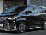 ราคา Lexus LM 2021: ราคาและตารางผ่อน เดือนกันยายน 2564