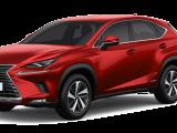ราคา Lexus NX 2021: ราคาและตารางผ่อน เดือนกันยายน 2564