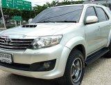 ขาย Toyota Fortuner 3.0V Navi 4WD ปี 2013