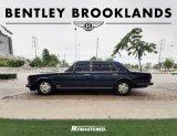 Bentley Brooklands Luxury saloon