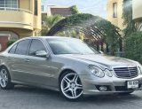 MERCEDES BENZ E200 NGT 2008 Facelift