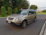 2002 Honda CR-V 2.0 S suv