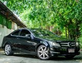{เซลล์เมฆ} 2012 BENZ C180 COUPE AMG PACKAGE A/T