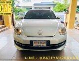 2012 Volkswagen Beetle 1.2 1200 coupe