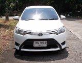 Toyota Vios 1.5 E ปี13 รถมือเดียวสวยขับดีไม่แก็สสภาพพร้อมใช้