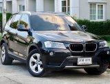 BMW X 3 2.0 I  4WD (F25) ปี 2014