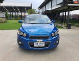 2013 Chevrolet Sonic 1.4 LT sedan