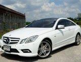 2011 Mercedes-Benz E250 CGI Coupe