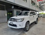 TOYOT FORTUNER TRD 3.0 V 4WD / AT / ปี 2011
