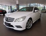 Mercedes Benz  E200 CGI Coupe AMG ปี2013