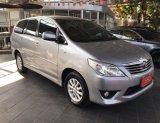 โตโยต้าชัวร์ Toyota Innova 2.0G SUV AT 2015
