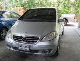 2005 Mercedes-Benz A170 Avantgarde hatchback
