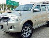 ขายรถ TOYOTA VIGO CHAMP 2.5E PRERUNNER Doublecab ปี 2012