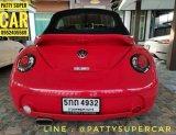 2011 Volkswagen Beetle convertible